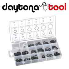 225pc METRIC RUBBER O-RING SEAL GASKET PACKING HYDRAULIC PNEUMATIC ASSORTMENT