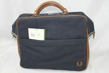 AUTH $200 Fred Perry Men's Grip Tape Holdall Handbag