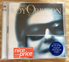 The Big O: The Original Singles Collection - Roy Orbison (2 CD, 1998, Sony)