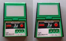 NINTENDO GAME&WATCH PANORAMA POPEYE PG-92 MINT CONDITION UNUSED COMO NUEVA RARE+