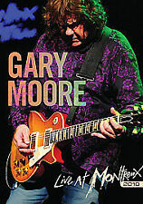 Gary Moore - Live At Montreux 2010 (DVD, 2011)  NEW Promo Region Free