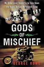 Gods of Mischief : My Undercover Vendetta to Take down the Vagos Outlaw...