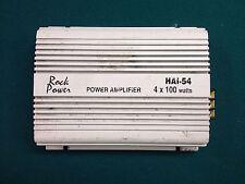 Rock Power HAI-54 Power Amplifier 4x100 Watts