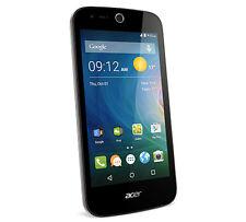 Nueva Marca Acer Liquid Z330 Dual Sim Negro 8GB Android 5.1 Desbloqueado Sin SIM Reino Unido