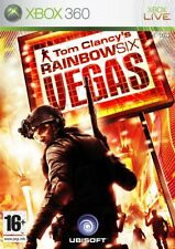 Tom Clancy's Rainbow Six Vegas Xbox 360 used clancys