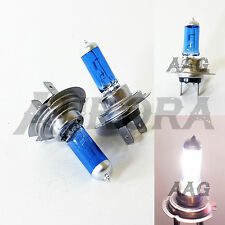 H7 Super White 5K High Low Beam Light Xenon Halogen Headlight #Ra1 2x Bulbs Bike