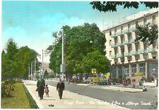 FIUGGI FONTE - VIA MACCHIA D'ORO E ALBERGO TRIPOLI (FROSINONE) 1963