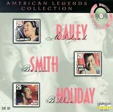 American Legends: Holiday Smith & Bailey, Various Artists, Good Box set
