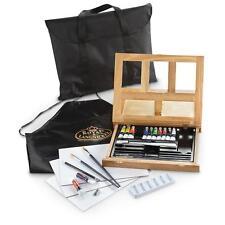 Les artistes 27pc acrylique chevalet Art Set avec sac facile à conserver par royal & langnickel
