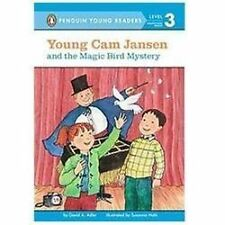 Young Cam Jansen and the Magic Bird Mystery 18 by David A. Adler (2012,...