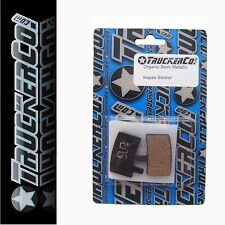 1pr TruckerCo S High Performance Disc Brake Pads Hayes Stroker Trail Carbon