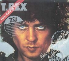 MARC BOLAN & T. REX - ZINC ALLOY AND THE HIDDEN RIDERS OF TOMORROW (CD, 2002)