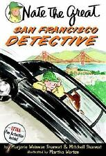 Nate the Great: Nate the Great, San Francisco Detective by Marjorie Weinman...