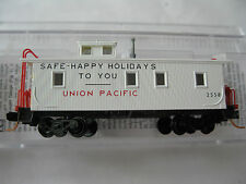 Micro-Trains Stock #05000170 Union Pacific 34' Wood Sheathed Caboose  N-Scale