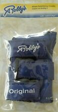 Robby's Vinyl Original Wrist Support Blue Left Handed Extra Large