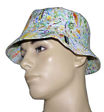 adidas Originals DAS Men's Blue/brown/green/white/yellow Bucket Hat (One Size)