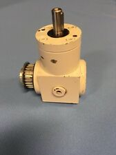 Right Angle Gear Box W/ Pulley And 11 mm Keyed Shaft