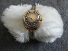 Vintage Ladies Timex Electric Watch with a Stretch Band