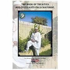The Book of Treaties and Covenants Palo Mayombe by Domingo B. Lage (2012,...