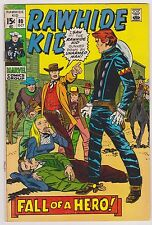 Rawhide Kid #80, Very Fine Condition!