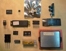 MOTOROLA MC68010FN25 PLCC68 Microcontroller/Microprocessor