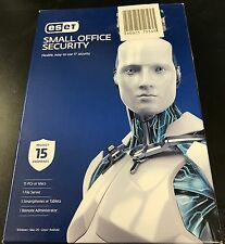 Eset Small Office Security - 15 PC/Mac + 5 Androids + 1 File Server