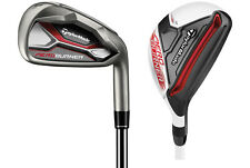 TaylorMade AeroBurner Combo 8-Piece Set Graphite 4H,5H 6-PW,AW Senior Right Hand