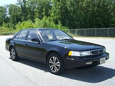Nissan: Maxima 1-OWNER GXE CLEAN LOW MILE CRUISER SE SISTER CAR