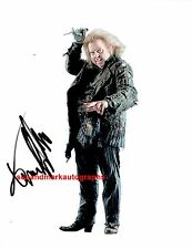 Timothy Spall Harry Potter Peter Pettigrew Wormtail B Autograph UACC RD 96