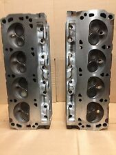 "302 FORD GT40 3 BAR PAIR OF CYLINDER HEADS #F3ZE 7/16"" HEAD BOLT HOLES"