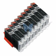 9 BLACK CLI-251XL Ink Tank for Canon Printer Pixma MX722 MX922 MG5420 CLI-251BK