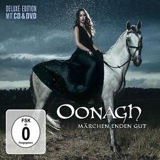 OONAGH - MÄRCHEN ENDEN GUT (DELUXE EDITION)  CD+DVD NEW+