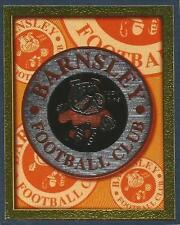MERLIN 1998-PREMIER LEAGUE 98- #051-BARNSLEY TEAM BADGE-FOIL