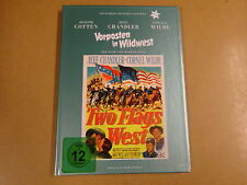 DVD / VORPOSTEN IN WILDWEST / TWO FLAGS WEST ( JOSEPH COTTEN, JEFF CHANDLER... )