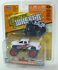 Jada BIGTIME 4 WHEELIN 2003 DODGE RAM 4X4 WAVE 1 #005 1/64