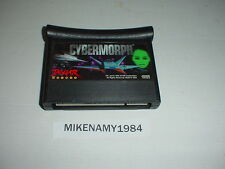 CYBERMORPH game cartridge only for ATARI JAGUAR system
