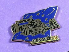 pins pin car auto renault f1 canon elf arthus bertrand