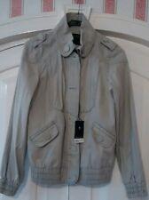 Dorothy Perkins stone summer jacket BNWT sz 8