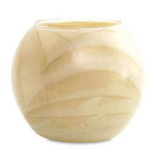 Northern Lights Candles Ivory Esque 4 Inch Candle Globe Mysteria fragrance wax