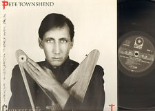 PETE TOWNSHEND 1982 LP NMINT Gatefold ALL THE BEST COWBOYS HAVE CHINESE EYES