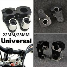 "Handle bar Clamp Riser Mount Dirt Pit bike ATV 7/8""/1 1/8"" 22MM/28MM  Handlebar"