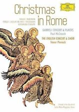Christmas in Rome DVD NEW
