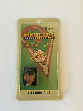 1999 ALEX RODRIGUEZ AROD Pinheads Collectible Pin - Mint in Package