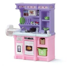 NIB! Little Kids Kitchen Play Set Pretend Girls Toys Cooking Baker Set Toddlers
