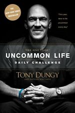 The One Year Uncommon Life Daily Challenge by Tony Dungy, (Paperback), Tyndale M