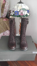 Timberland Savin Hill Mid Boot -size 7 BROWN