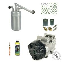 New AC A/C Compressor Kit Fits:1996 - 2004 Ford Mustang V6 3.8L & 3.9L 1 Yr Wty