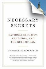 NEW - Necessary Secrets: National Security, the Media, and the Rule of Law