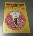 1973 BARBARIAN COMICS #2 FN+ Corben Underground Comix 50 Cent Cover