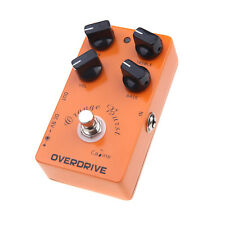 Caline CP-18 Overdrive Guitar Pedal Pre AMP Pedal Orange